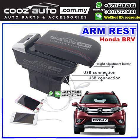 Console Box Armrest Arm Rest 7 Usb 7usb Luxury Kia Timor honda brv br v pvc adjustable arm rest armrest console black leather 7 usb led