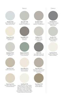 coastal paint colors new coastal interior design ideas home bunch interior