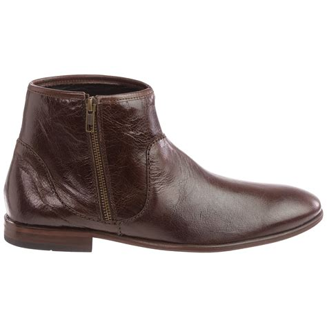 leather boots for h by hudson songsmith leather ankle boots for save 78