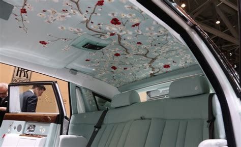 rolls royce phantom serenity rolls royce introduces incredible phantom serenity news