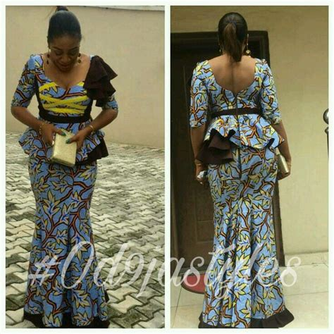 most stunning ankara iro and blouse style ankara long skirt and blouse styles download all the