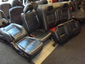 Acura Tl Leather Seats Jdm 1999 2002 Acura 3 2tl Front Rear Leather Seats