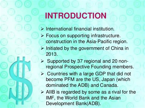 Mba In Risk Management Canada by Aiib Ppt