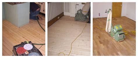 Dust Free Wood Floor Sanding Restoration