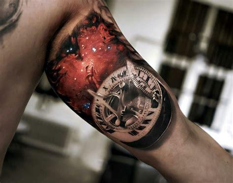 imágenes tatuajes realistas tatuajes realistas para hombre 161 un estilo con un toque