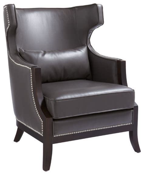 armchairs toronto grey calcutta leather arm chair contemporary armchairs