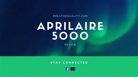 aprilaire  air purifier trusted review specs