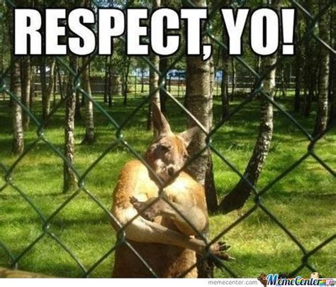 My Respect Meme - respect by stjimmy102 meme center