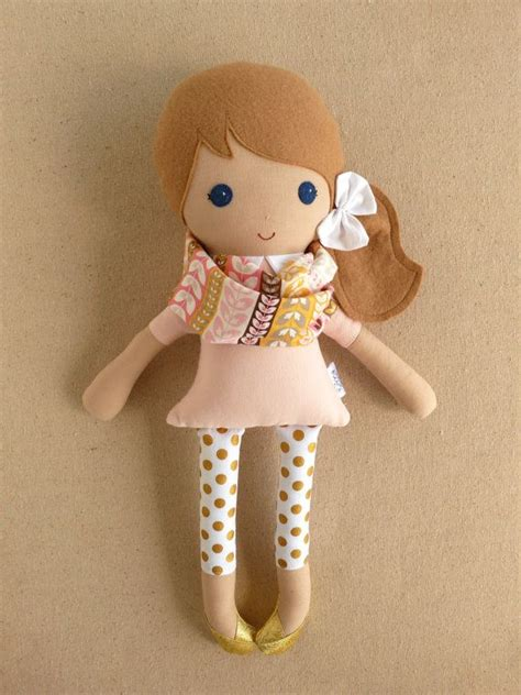 Handmade Rag Doll Patterns - 17 best ideas about fabric doll pattern on diy