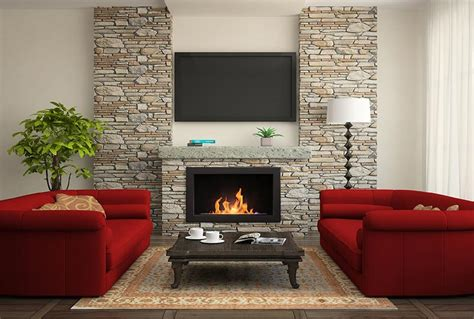 picture above fireplace should you mount a tv the fireplace pros cons 30