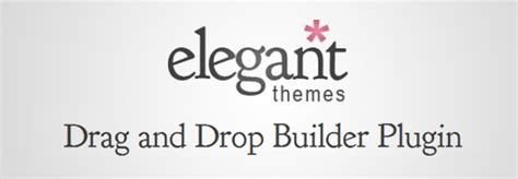 Elegant Themes Elegant Builder | wordpress drag drop theme e page builder i migliori