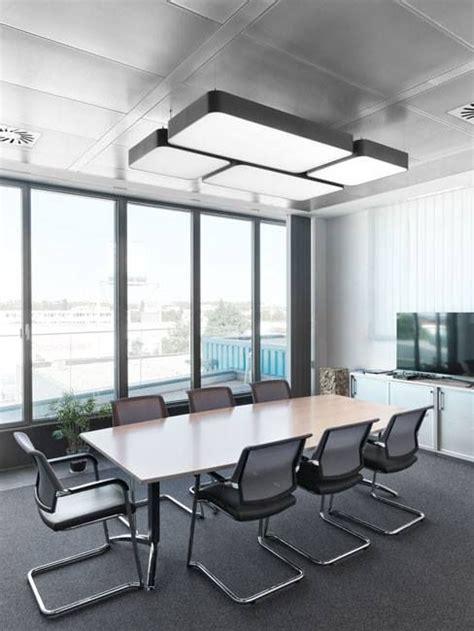 boardroom lighting thinking inside the square prolicht