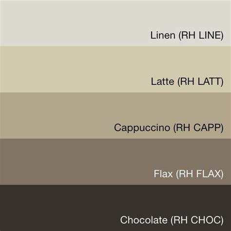 what color is flax swatchdeck restoration hardware quot flax collection quot cabin