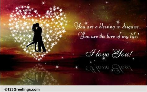 123 Greetings Birthday Card For Husband Love Of My Life Free Husband Wife Ecards Greeting