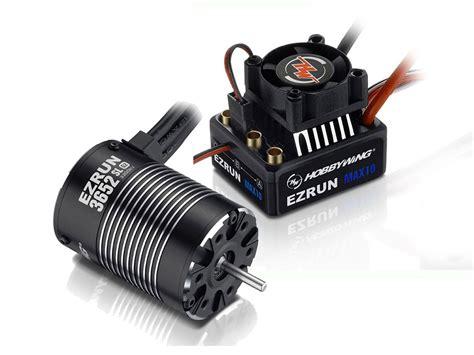 kv on brushless motors hobbywing ezrun combo max10 motor escobillas 3652sl