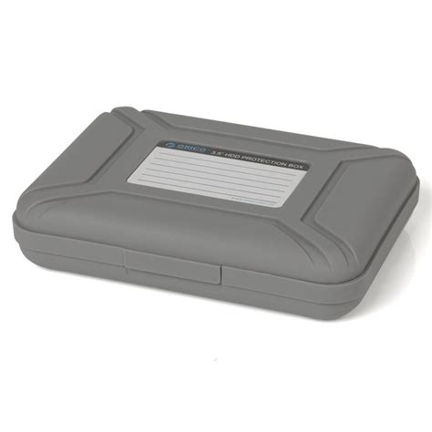 Orico 1 Bay 3 5 Hdd Protection 5pcs Php 5s Gray orico 1 bay 3 5 hdd protection phx 35 gy gray jakartanotebook