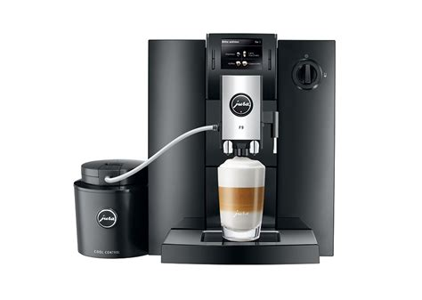 Coffee Maker Merk Jura jura f9 piano black volautomaat espresso machine electro