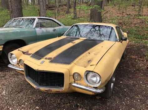 camaro 1971 for sale 1971 camaro quot type lt quot split bumper barn find rat rod