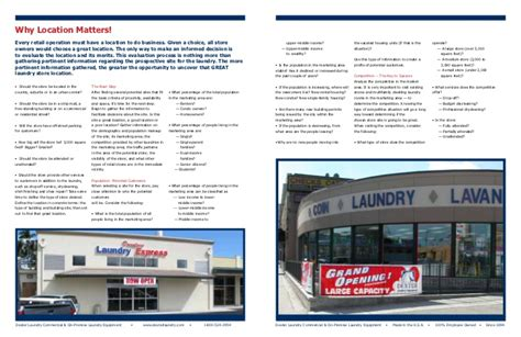 laundromat business plan free pollutionvideohive web fc2 com