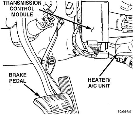 motor repair manual 2009 jeep patriot transmission control where is the transmission control module on a 1998 jeep cherokee 4 0 4x4 located would this