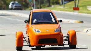 new 3 wheeled car three wheels and a shoestring elio motors seeks federal