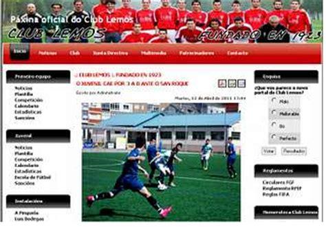 el club dumas o clube dumas web oficial de arturo p 233 rez reverte futbolbase la nueva web del club lemos de monforte informa de su escuela de f 218 tbol