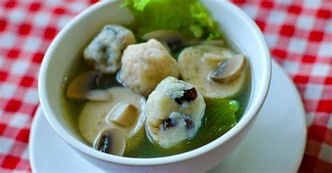 membuat bakso jamur kuping cara memasak jamur kuping menjadi bakso jamur nan lezat
