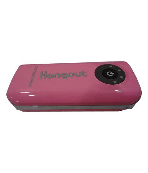 Power Bank Advance 3000mah hangout pink 3000mah power bank buy hangout pink 3000mah power bank at best prices in