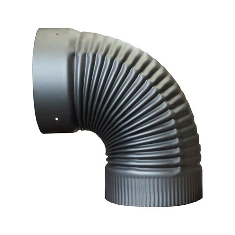 Stove Pipe: Stove Pipe Elbow Heat Shield