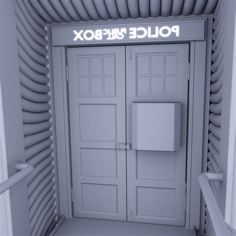 Tardis Interior Door Rocz3d By Rocz3d On Deviantart Tardis Closet Door
