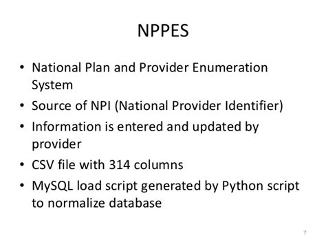 national plan and provider enumeration system nppes visualizing doc graph in gephi june 2013