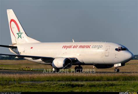 cn rox royal air maroc cargo boeing 737 300f at charles de gaulle photo id 446462