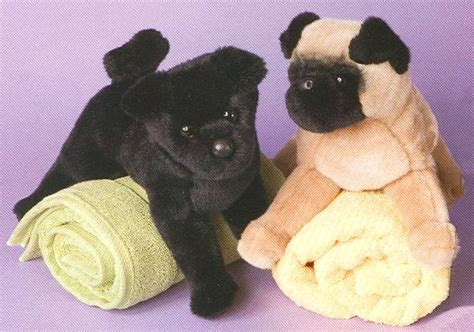 stuffed pug stuffed plush pug puppies from stuffed ark