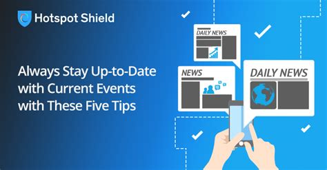 Tips Current Events by Always Stay Up To Date With Current Events With These Five