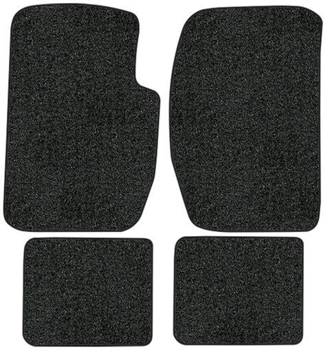 mitsubishi montero floor mats original 1983 1991 mitsubishi montero floor mats 4pc cutpile