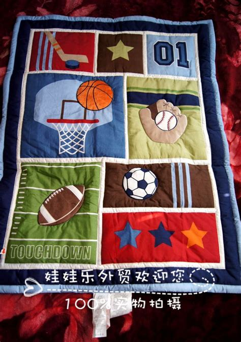 25 best ideas about sports quilts on blanket