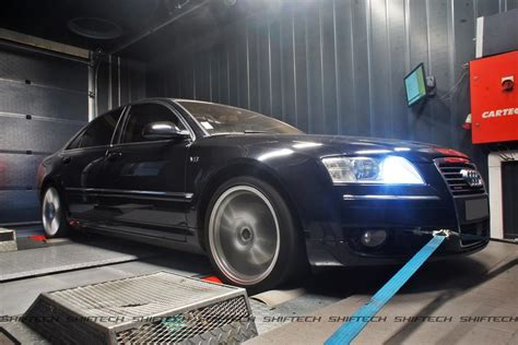 Audi A8 4 2 Tdi Chiptuning by Audi A8 4 2 V8 Tdi Mit 373ps 806nm By Shiftech Lyon