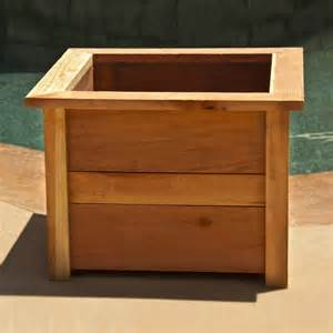 hollis wood products 12028 redwood planter box atg stores