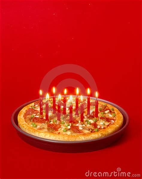 Candle Pizza By The Slice by Pizza And Candle Royalty Free Stock Images Image 13742689