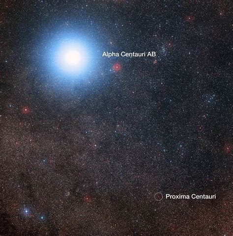 alpha centauri star system planets earth like planet discovered in habitable zone of nearest