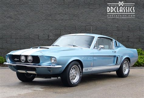 1967 ford shelby mustang gt 500 fastback for sale