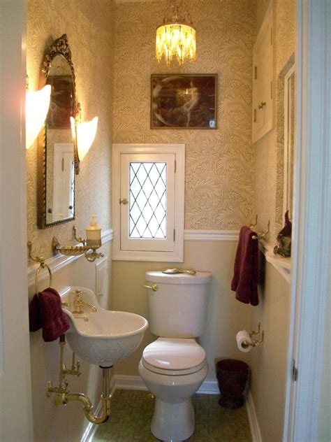 Hgtv Bathroom Ideas powder room designs diy