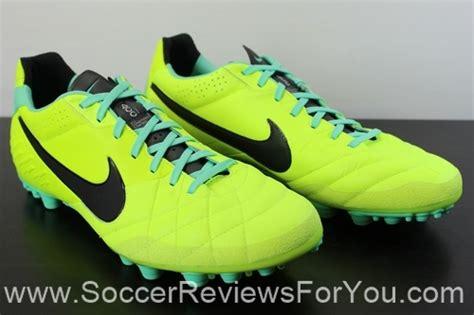 Sepatu Sepakbola Nike Tiempo Ligera Iv Fg Hitam nike tiempo legend iv hi vis cheap