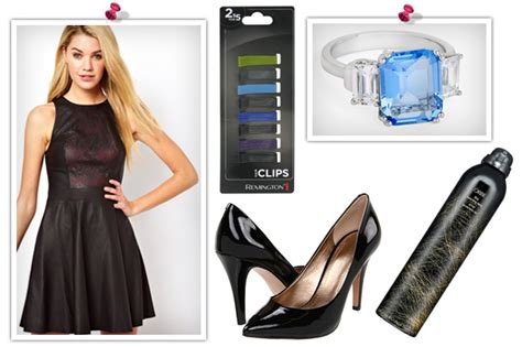 Get Look Edition Kristen Bells Lbd by Get The Look Kristen Bell S Leather Dress