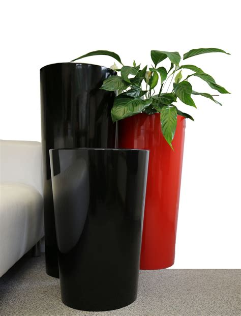 Grp Planters by Grp Cone Planters Any Colour