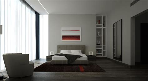 Simple Interior Design For Bedroom with 21 Cool Bedrooms For Clean And Simple Design Inspiration