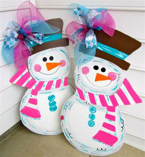 decoration hangers 25 best ideas about snowman door on pumpkin