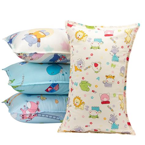 pillow for toddlers clevamama foam toddler pillow breathable