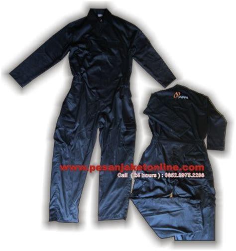pabrik konveksi baju kerja wearpack katelpak coverall safety jaket jacket pesan jaket