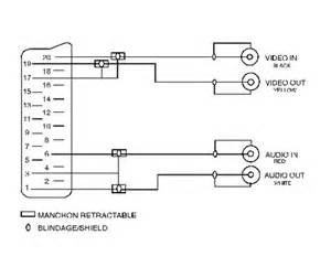 rca to vga converter diagram rca get free image about